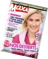 Maxi - 3 au 9 Octobre 2016