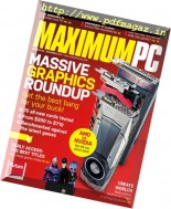 Maximum PC - November 2016