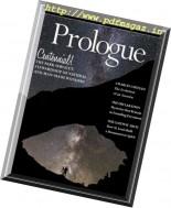 Prologue Magazine - Fall 2016