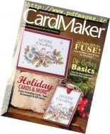 CardMaker - Winter 2016