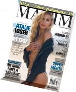Maxim Australia - October 2016