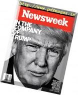 Newsweek USA - 23 September 2016