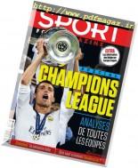 Sport Foot Magazine - 14 Septembre 2016