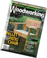 Canadian Woodworking & Home Improvement - October-November 2016