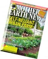 Mother Earth News - October-November 2016