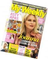 My Weekly - 24 September 2016