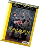 National Geographic Romania - Octombrie 2016