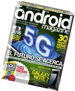 Android Magazine Spain - Issue 48, 2016