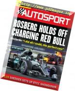 Autosport - 22 September 2016