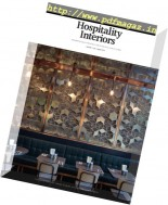Hospitality Interiors - July-August 2016