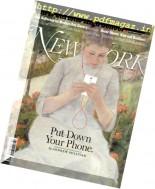 New York Magazine - 19 September 2016