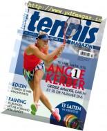 Tennis Magazin - Oktober 2016