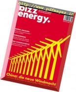 Bizz Energy - Oktober 2016