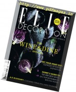 Elle Decoration South Africa - The Wine & Dine Special 2016