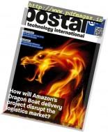 Postal Technology International - June 2016