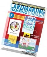Cardmaking Stamping & Papercraft - Volume 23 Issue 2 2016