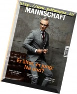 Mannschaft Magazin - Oktober 2016