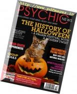 Psychic News - October 2016