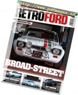 Retro Ford - June 2016