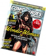 Comic Heroes - Issue 29, October 2016
