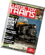 Classic Toy Trains - December 2016
