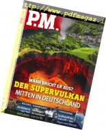 PM Germany - November 2016