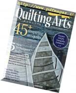 Quilting Arts Magazine - October-November 2016