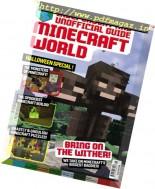 Minecraft World Magazine - Issue 19, 2016