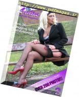 Mature Ladies Kinky & Nude Photo Magazine - Issue 2 2016