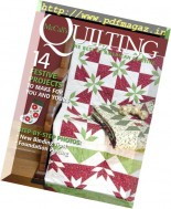 McCall's Quilting - November-December 2016