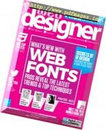 Web Designer - Issue 254, 2016