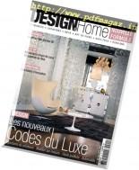 Design Home - Octobre-Decembre 2016