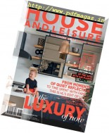 House and Leisure - November 2016