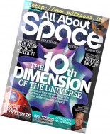 All About Space - Issue 57, 2016