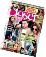 Closer UK - 22 October 2016