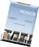 Architectural Products - October 2016