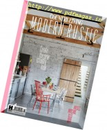 Country Living - Modern Rustic - Issue 6, 2016