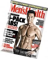 Men's Health Singapore - November 2016