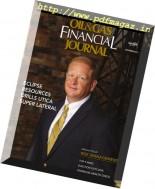 Oil & Gas Financial Journal - September 2016