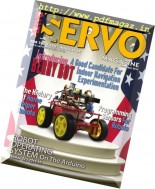Servo Magazine - November 2016