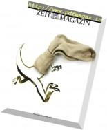 Zeit Magazin - 20 Oktober 2016