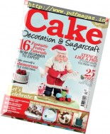Cake Decoration & Sugarcraft - December 2016