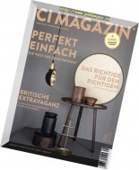 CI Magazin - Herbst 2016