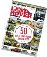 Land Rover Monthly - December 2016