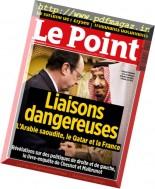Le Point - 20 Octobre 2016
