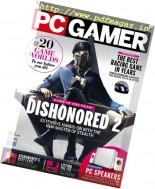 PC Gamer UK - December 2016