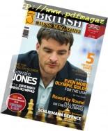 British Chess Magazine - September 2016