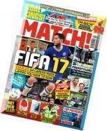 Match - 18 October 2016