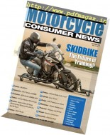 Motorcycle Consumer News - November 2016