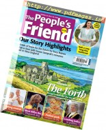 The People's Friend - 22 October 2016